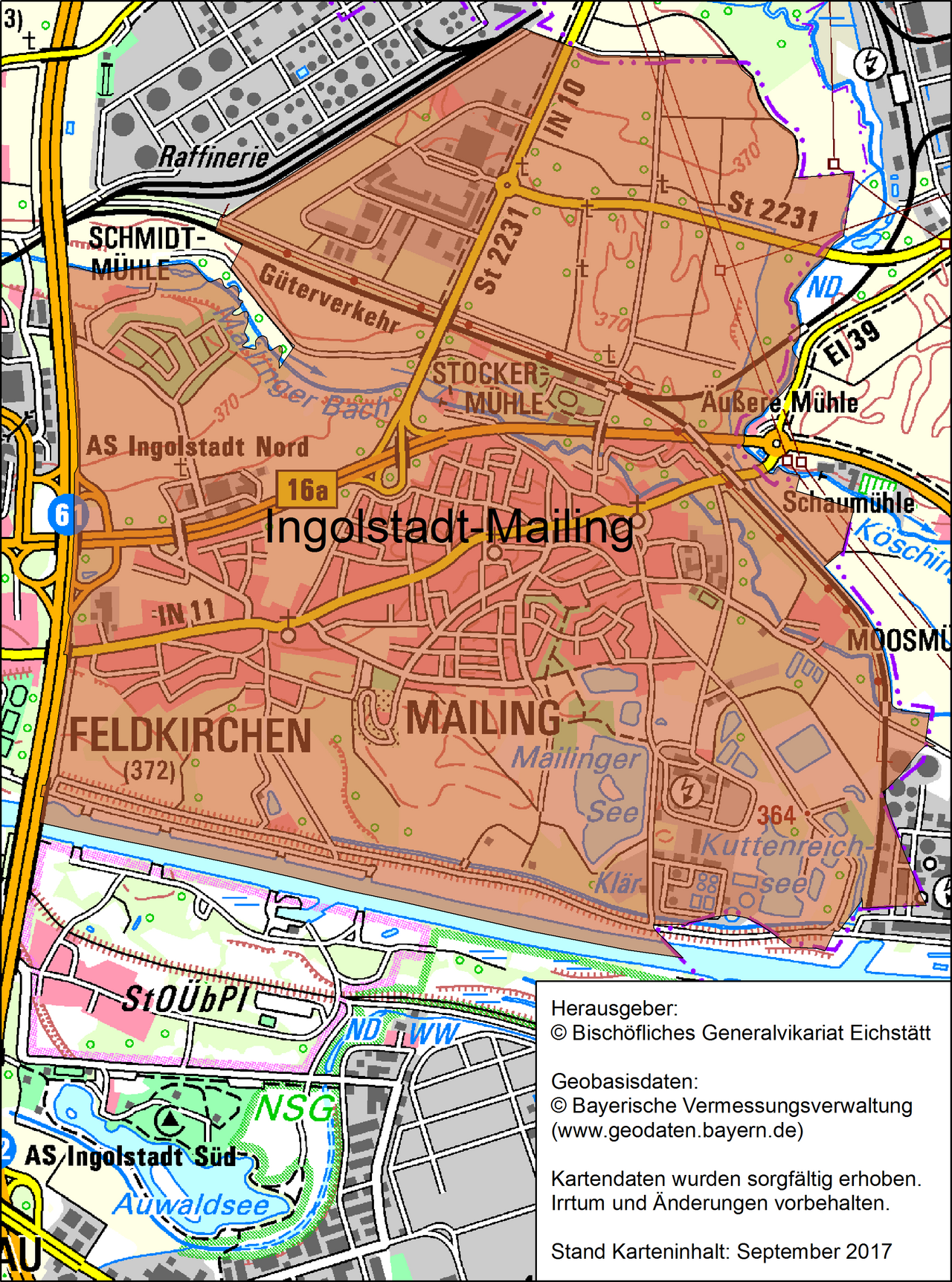 Mailing Ingolstadt